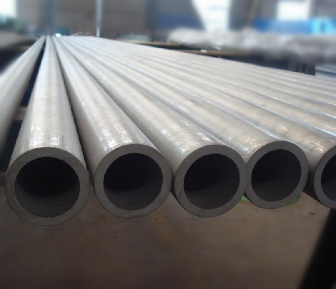 ASTM Thick Round Seamless Stainless Steel Pipe