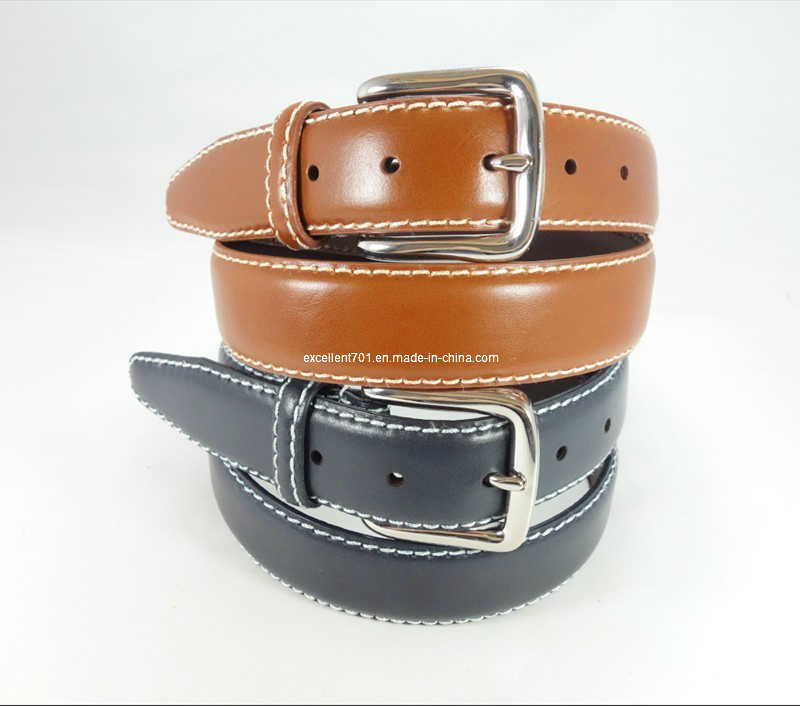 Fashion Man Belt of Genuine Leather (EUBL0704-35)