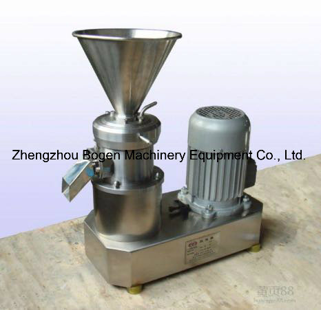 Professional Manufacture Peanut Butter Machine with Ce