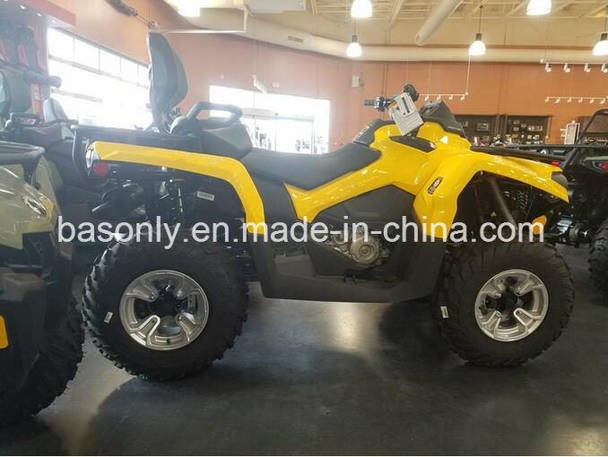 New 2017 Outlander Max Dps 450 ATV