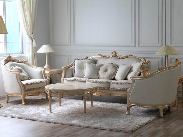 China European Style Classic Sofa Chinese Furniture Sofa