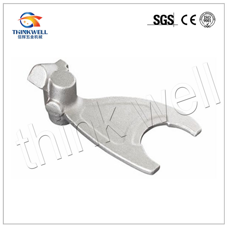 Forged Carbon Steel Auto Part Gearbox Shift Fork