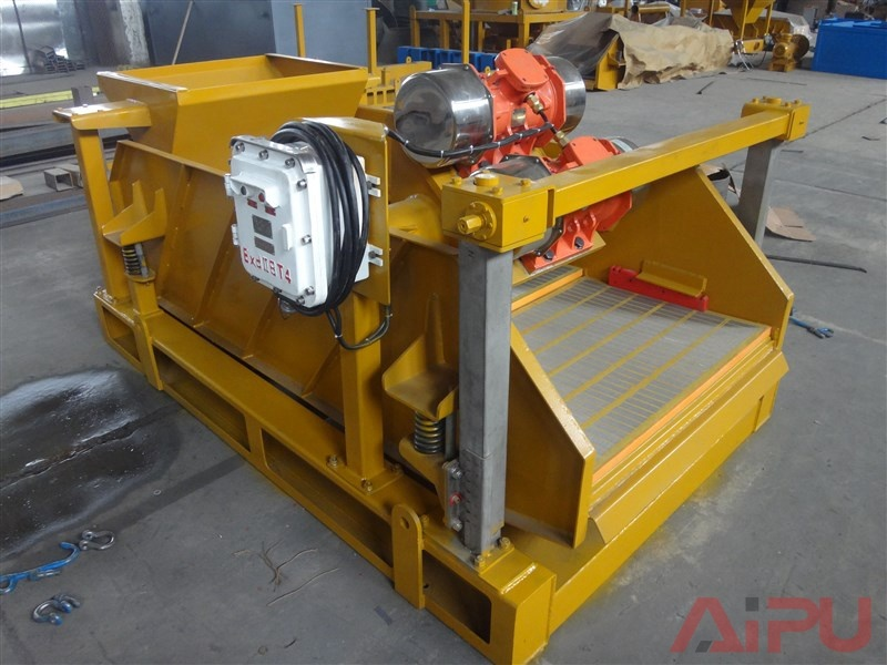Well Drilling Solids Control Shale Shaker Manufacturer in China