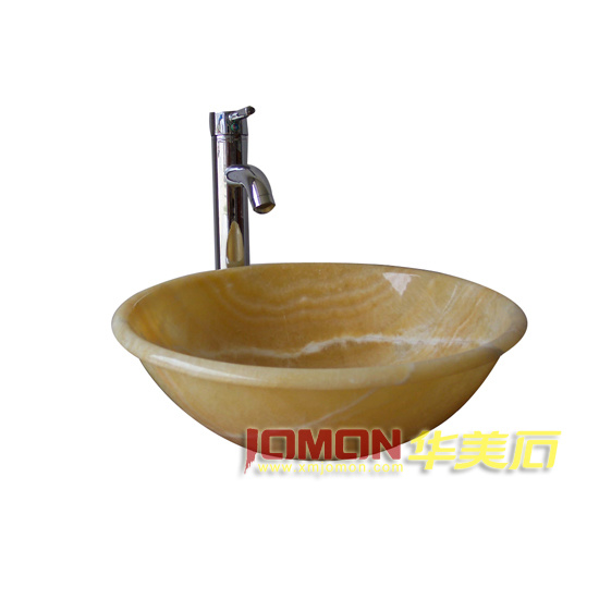 Granite Marble Stone Sink for Bathroom and Kitchen (XMJ-SK09)