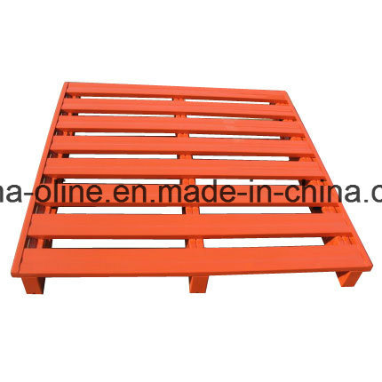 Steel Metal Mesh Pallet Match with Lifts