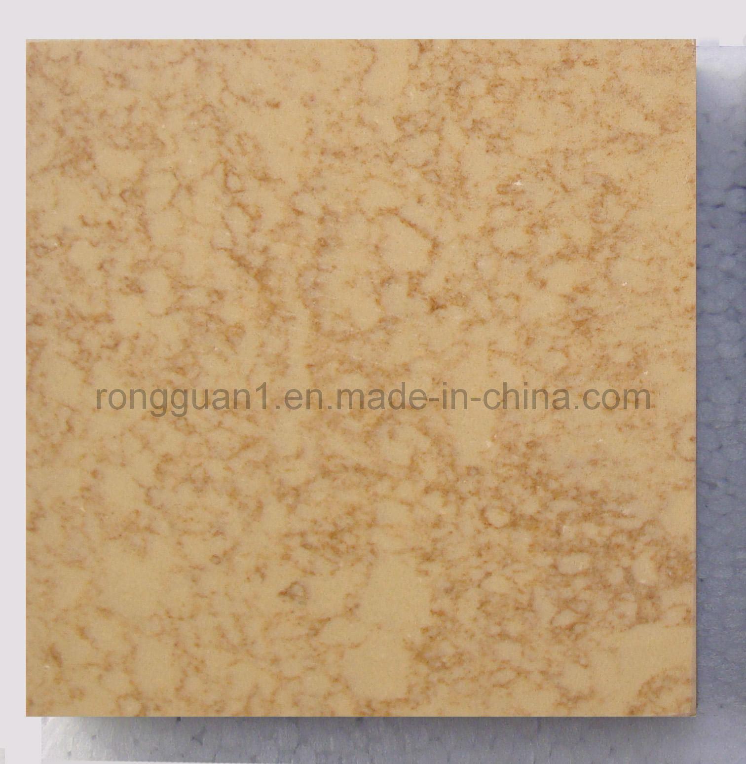 Stone Floor Tile & Wall Tile, Made of Artificial Quartz Stone