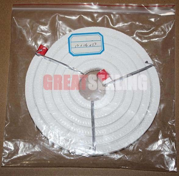 Pure PTFE Gland Packing for Valve and Pump