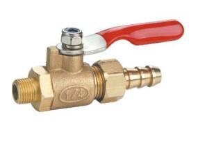Mini Lead Free Brass Ball Valve