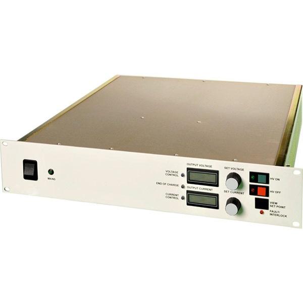 High Voltage Power Supply 100W 0-20kV LAS-230VAC-P100-20K-2U
