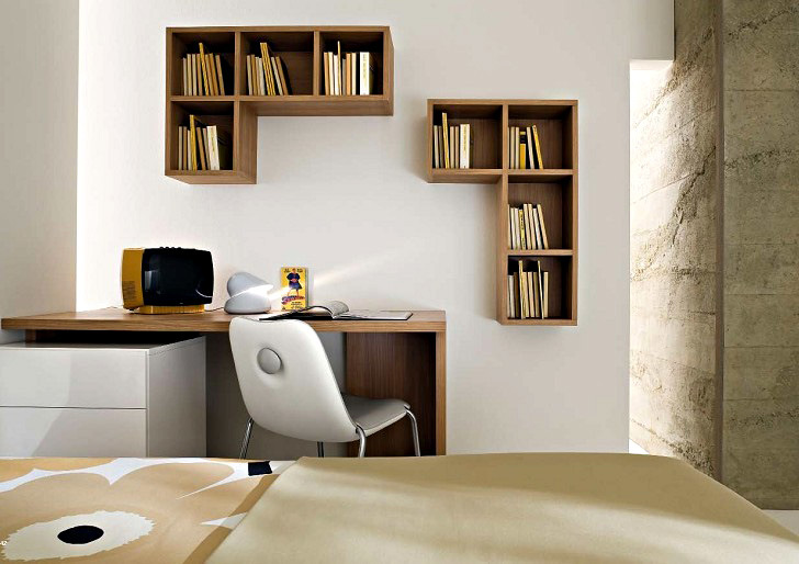 Modern Study Table Design Pictures To Pin On Pinterest
