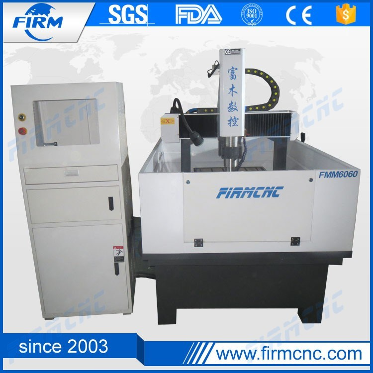 6060 CNC Router Cast Iron CNC Milling Machine for Metal