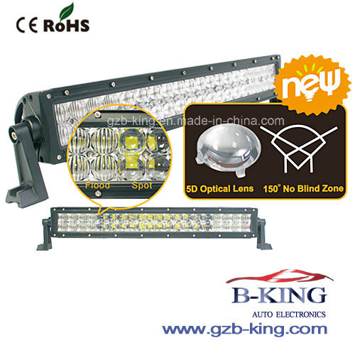2016 New 5D 3W CREE LED Light Bar