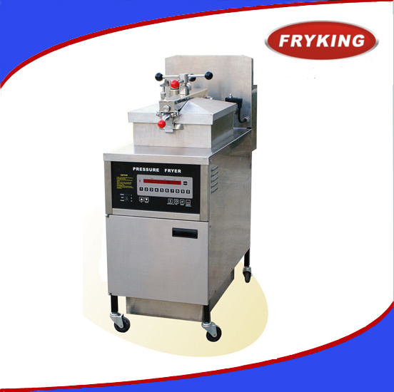 Commercial Kitchen Equipment Pressure Fryer for Fried Chicken Shop