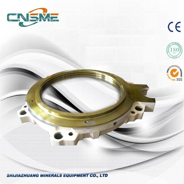 Crusher Parts Manufacturer Adjustment Ring