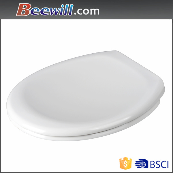 Ceramic Quick Release Toilet Seat Cover Bath Toilet