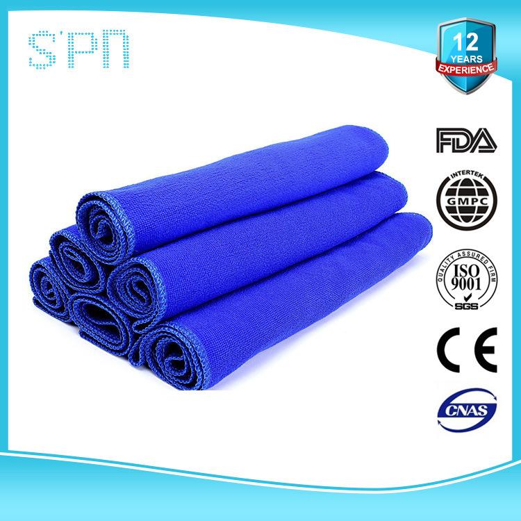 OEM/ODM Manufacturer High Absorbent Microfiber Towel Car Cleaning