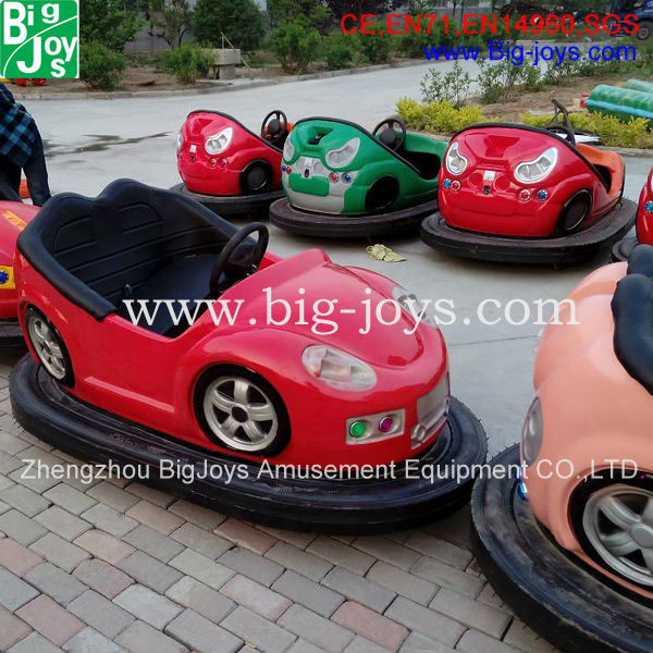 Electric Car Playground Equipment Battery Bumper Car for Kids and Adults