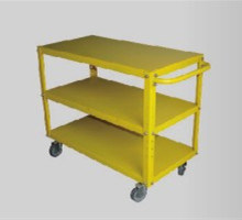 120kg Moving Quiet Cart with 4 Wheels