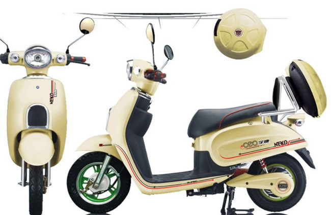 Fashionable Luxurious Samrt Electric Bicycle Lithium Battery Electric Scooters
