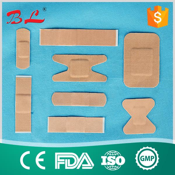 Medical Disposable Wound Plaster Sorted Medical Plaster