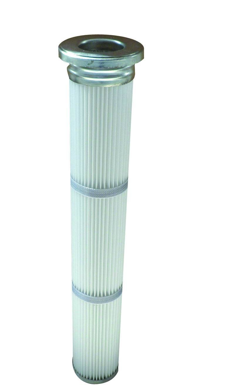 Filter Cartridge (Mtr Top Loaded Pulse Pleated air Filter Cartridge)