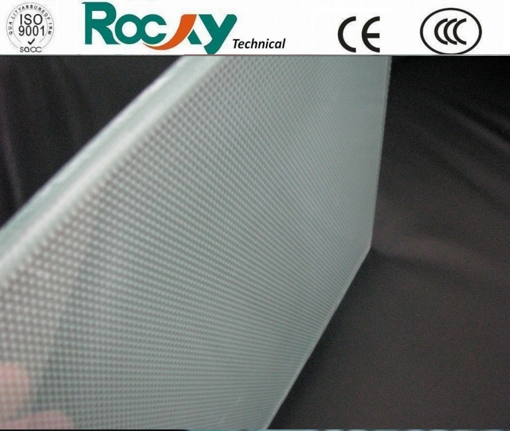 6mm-19mm Frameless Fencing Tempered Laminated Glass