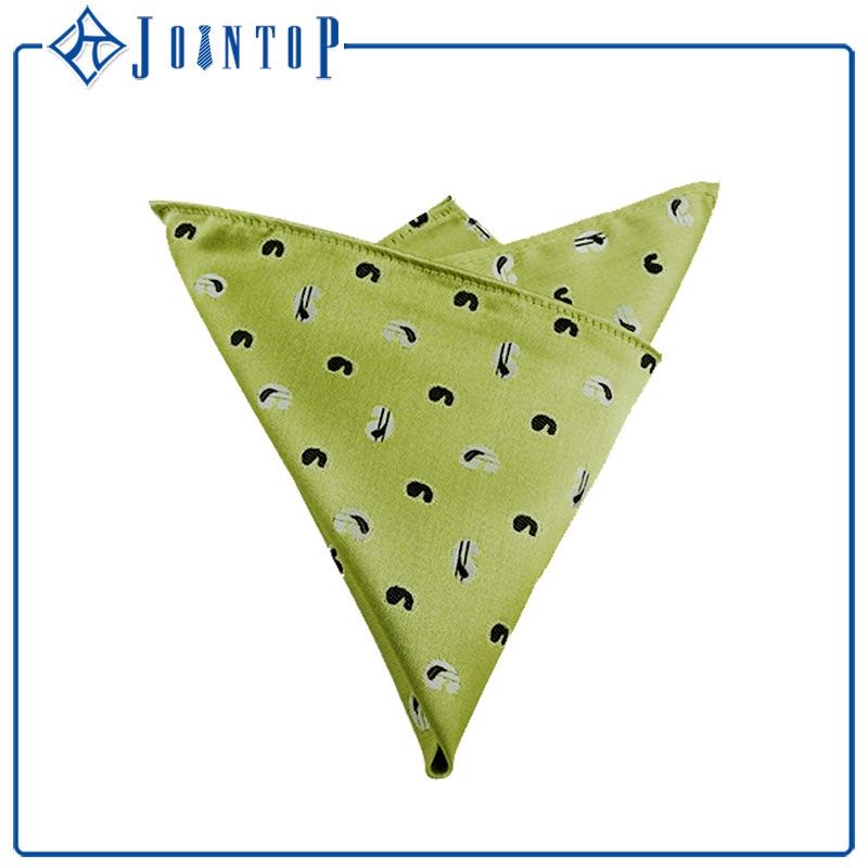 Polyester Pocket Square/Handkerchief for Uniform Suit