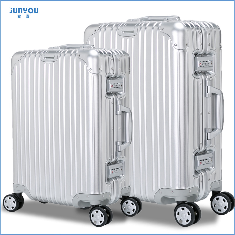 Good Quality Hot Sale 20 24 Inch All Aluminum Travel Luggage
