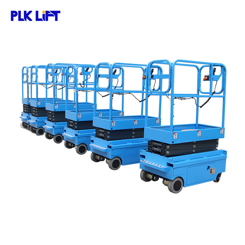 3m 3.9m One Person Working Ladder Lift S...