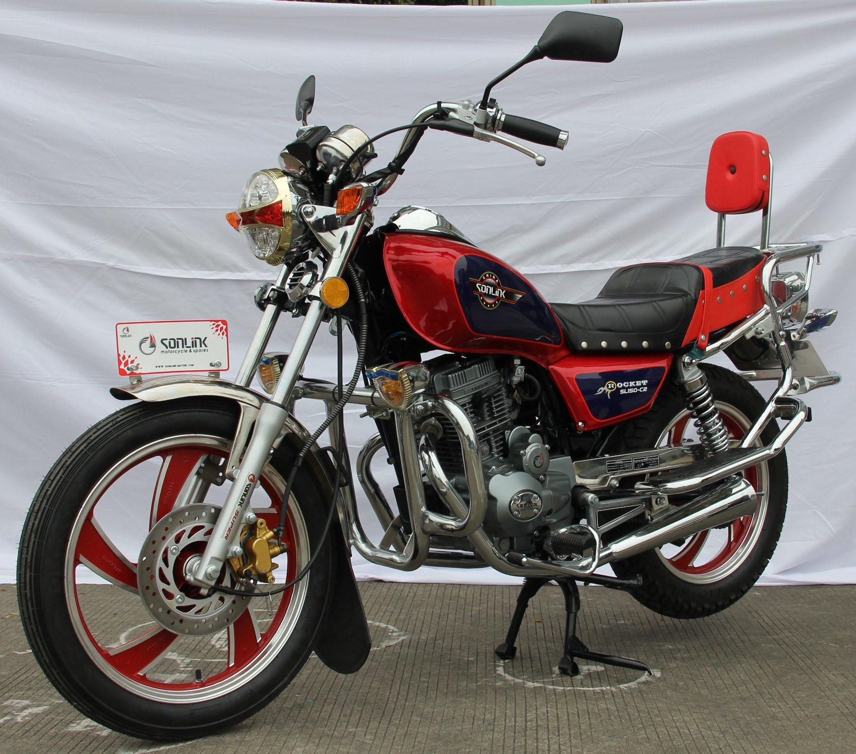 110cc/125cc/150cc Gas EEC Gn125 Honda Type on/off Road Motorbike/Motorcycle (SL125-C2)
