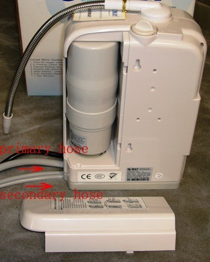 Alkaline Water Ionizer (Japan Technology, China manufacturer) +2 Stage Prefilter System