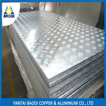 Big Five Bar Aluminum Tread Plate