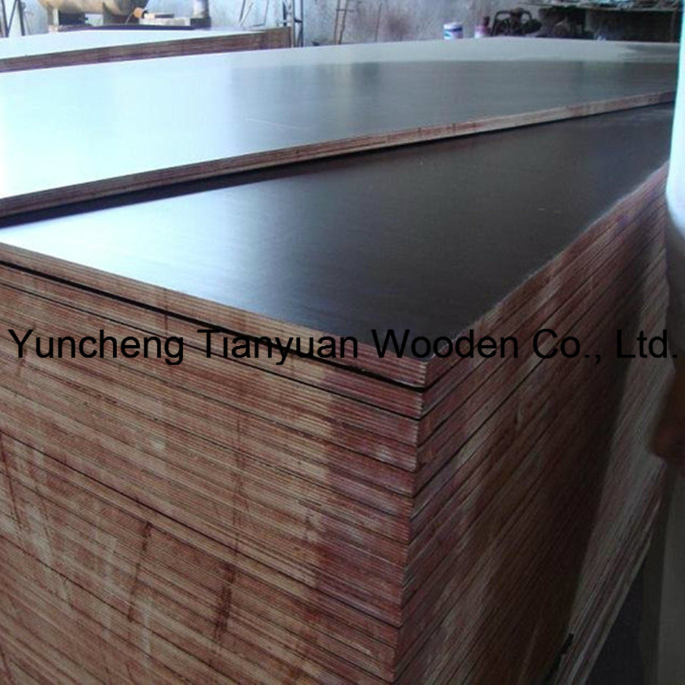 Laminated Durable Shuttering Marine Film Faced Plywood