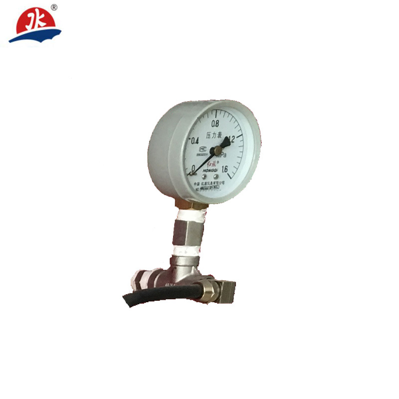 60mm 100mm 150mm Oil Filled Pressure Gauges