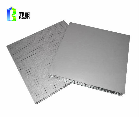 Small Cell Size Aluminum Honeycomb Core Construction Material Fireproof Facade