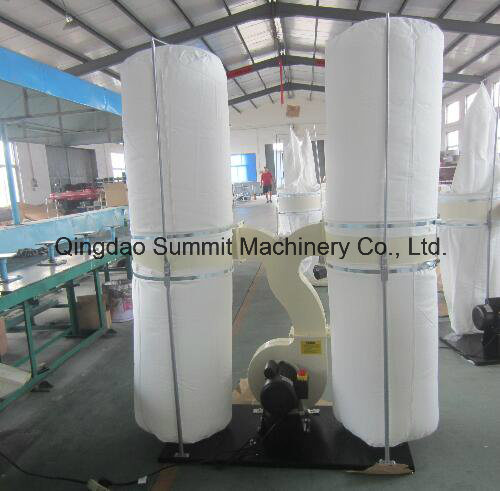 Two Bag Dust Collector Dust Filter Dust Extractor Air Filter