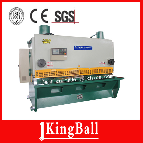 Hydraulic Guillotine Shearing Machine (QC11K) , Cutting Machine