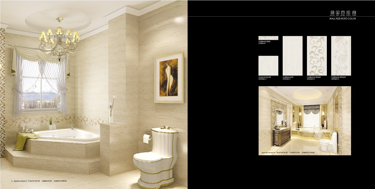 China Wall Tiles Bathroom Tile Porcelain Tiles Gqr62193 China Wall Tiles Ceramic Wall Tiles