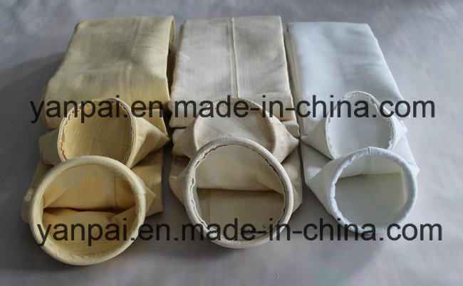 Nonwoven Needle Punched Felt Filter Bag