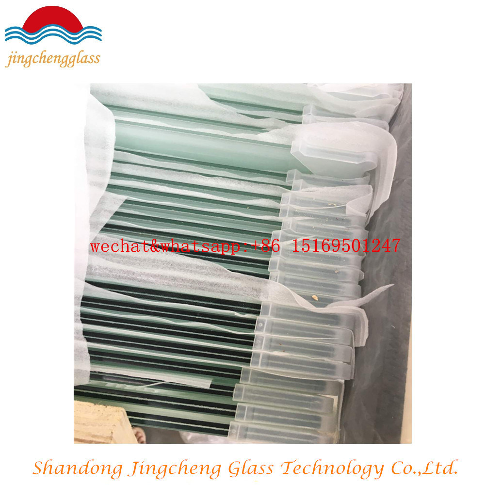 6.38mm-80mm Wholesale Clear Tempered Laminated Glass