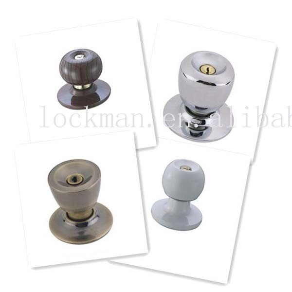 Good Quality Knob Lock Handle (588/5791-D)