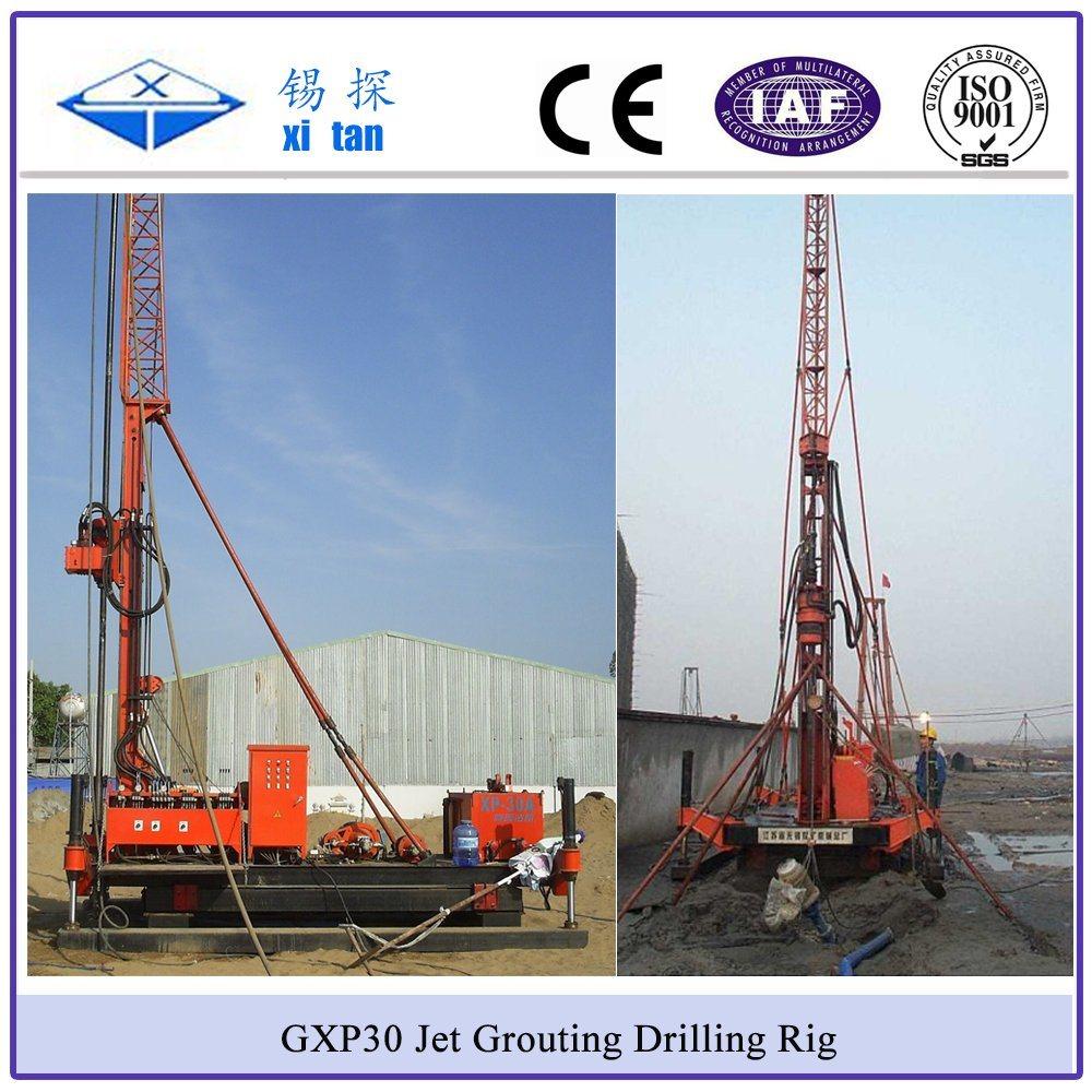 Xitan XP30 Jet Grouting Drilling Rig