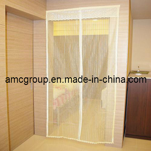 100% Polyester Magnetic Door Screen (MDS-07)