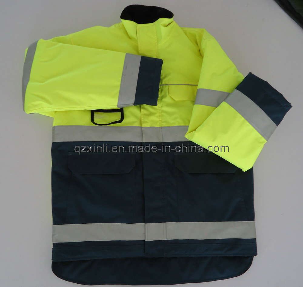Xl-13035 Men's Workwear Jacket Uniform