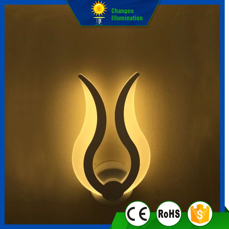 10W Modern LED Decorate Wall Light