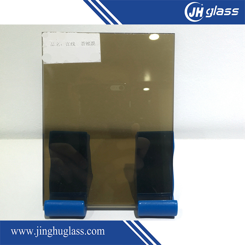 Blue Bronze Green Grey Pink Reflective Glass/Tinted Glass/Pattern Glass/Tempered Glass