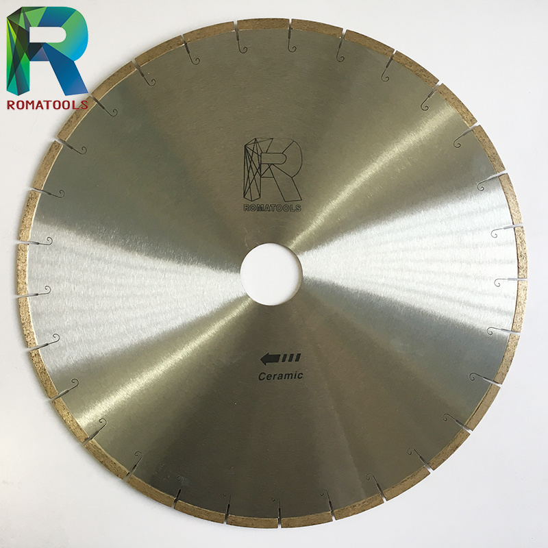 "14"" Diamond Saw Blades for Marble Cutting"