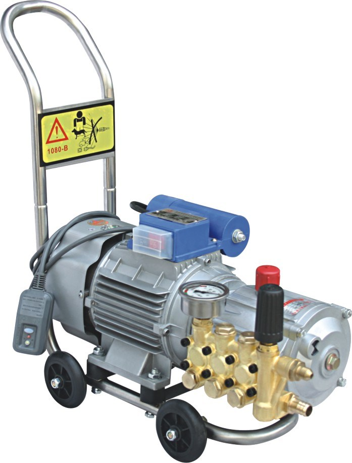 High Pressure Washer for Car Washing with Cooper Pump