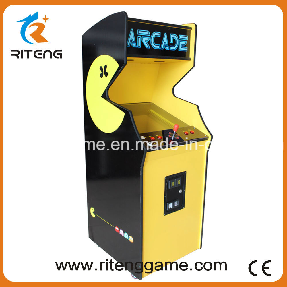 Multi Video Game Arcade Game Upright Machine with PAC Man Games