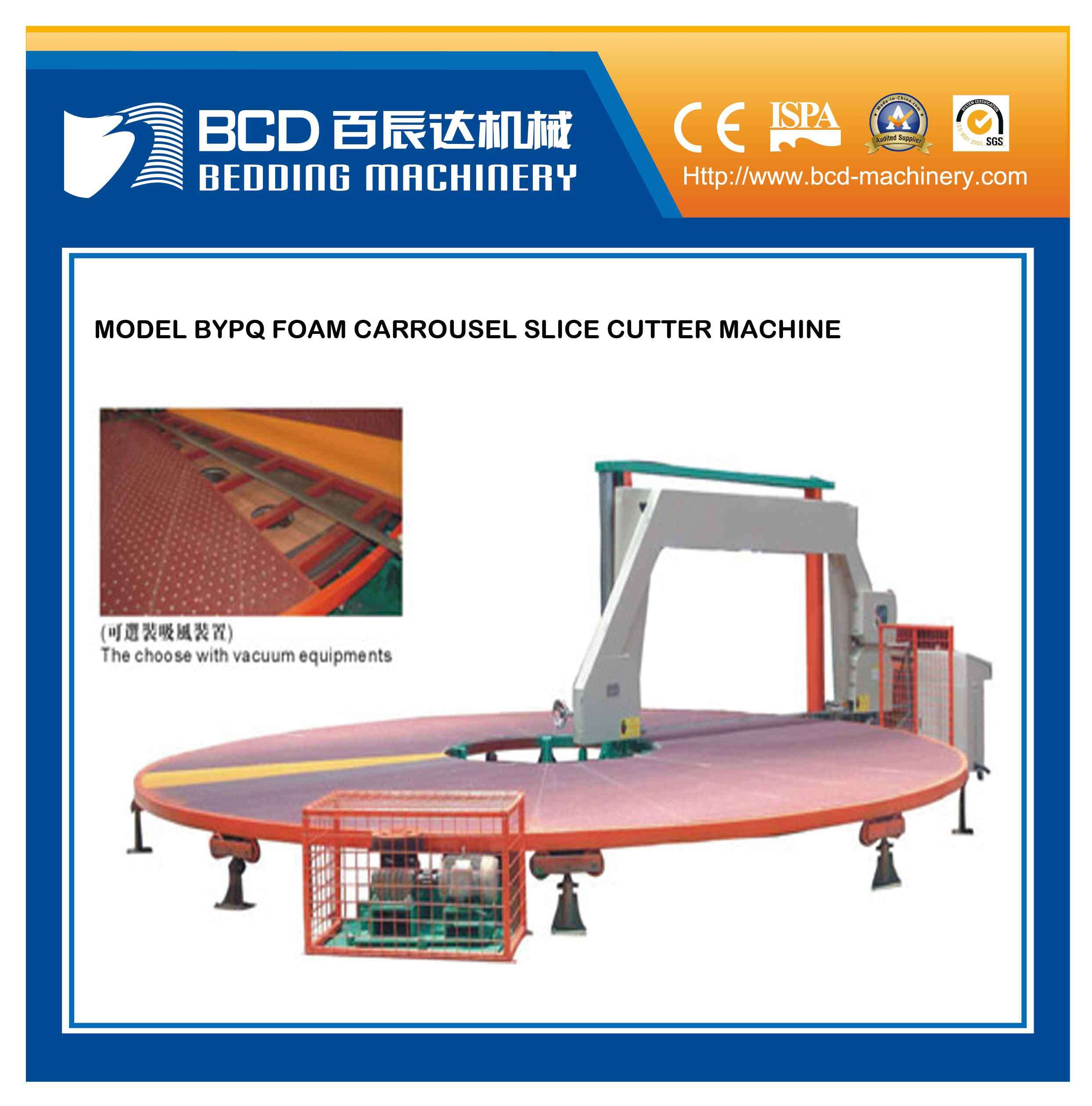Foam Disc Slice Cutting Machine (BYPQ)